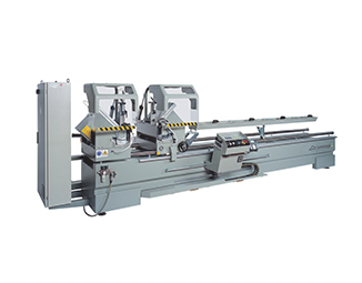 Aluminium Double-Head Saw