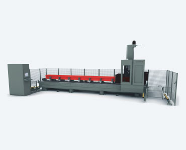 Emmegi Diamant Machining Centre