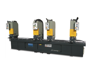Emmegi Fusion 4TVH 4-Head Welding Machine