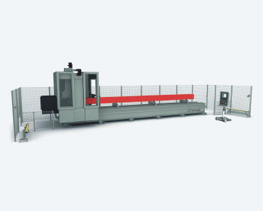 Emmegi Satellite XL Machining Centre