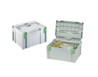 Stackable Plastic Tool Boxes