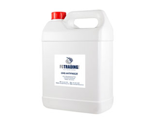 GMS Anti-Freeze/Coolant Drum
