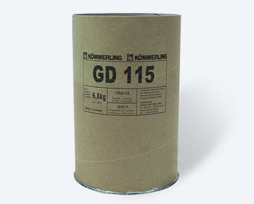 Kommerling GD115 Butyl Sealant