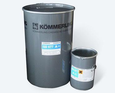 Kommerling GD677 NA Polyurethane Sealant