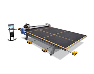 Macotec Star Cut 3.7 Float Glass Cutting Table