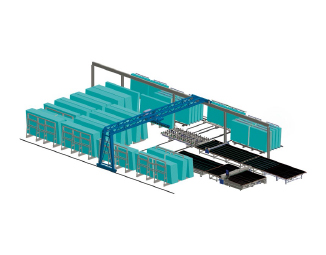 Macotec Dynamic Series Storage, Handling and Loading System