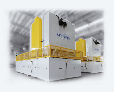 Cooltemper Lumina S Chemical Tempering Furnace