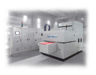 Cooltemper MiniJet Specialised Mini Tempering Furnace