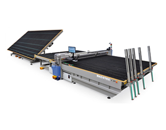Macotec Strato Active W 4.0 Laminated Glass Cutting Line