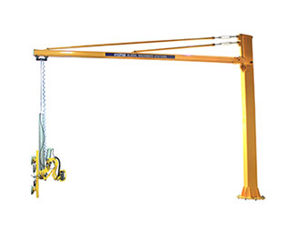 GMS GFX-G4 Single Column Lifter