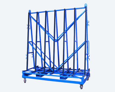 A-Frame Glass Transport And Trolley Rack