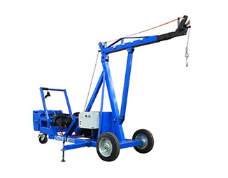 GMS MC500 Mini Floor Crane