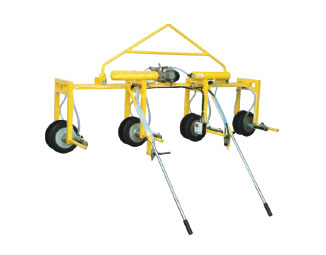 GMS SD8.DG.R.T 8 Suction Cup Lifting Device