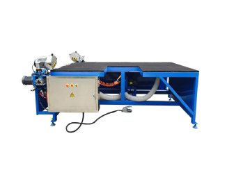 GMS Double-Head Low-E Edge Deletion Machine