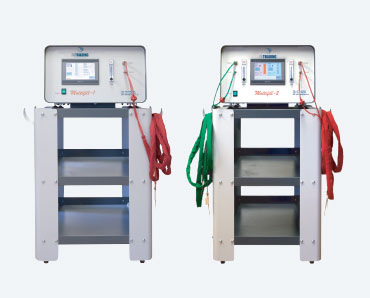 MultiFill-1 and 2 Gas Filling Machines