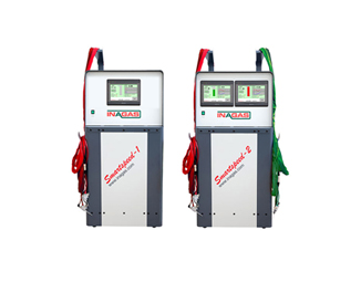SmartSpeed-1 and 2 Gas Filling Machines