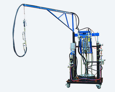 GMS 2K Sealant Pump Mixing and Metering Unit