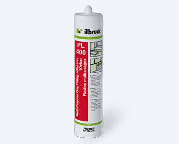 illbruck PL400 Gap Filling Adhesive